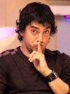 aamir Khan silent