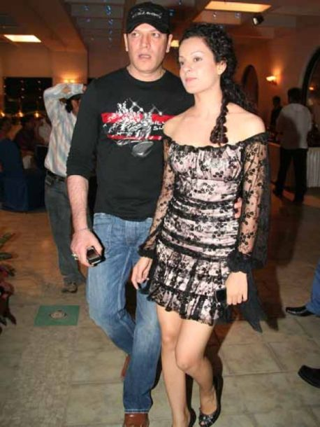 Kangana and Aditya