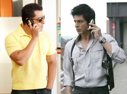 shah rukh and salman last