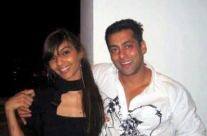 Somy Ali and Salman Khan