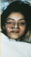police photo of her deadbody
