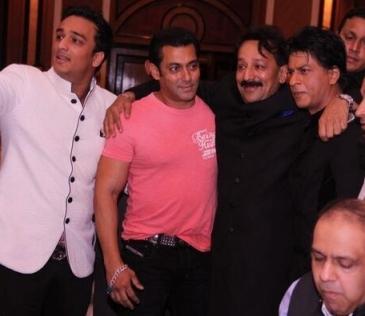 salman hugged SRK