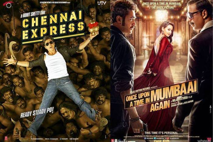 Chennai Express and Once Upon a time