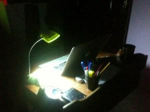 anu aagarwal desk