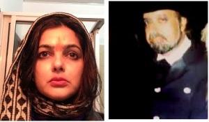 Mamta Kulkarni and Vicky Goswami