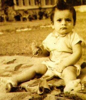 One-year-old SRK