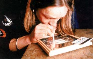 drug addict girl
