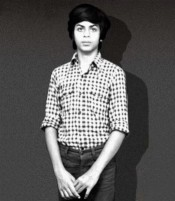 SRK in high school