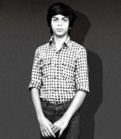 SRK in high school