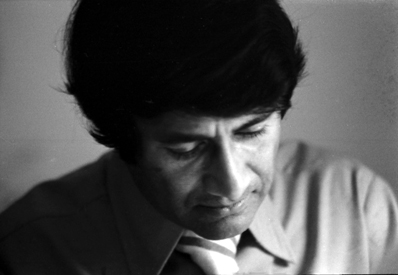 Dev Anand in 1975