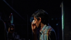 Vijay Raaz shooting for the film