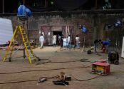 On the sets of Byomkesh Bakshi directed by Dibakar Banerjee