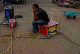 On the sets of Byomkesh Bakshi directed by Dibakar Banerjee