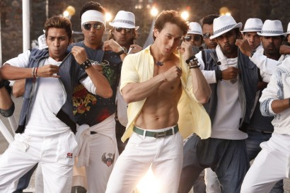 A still from Heropanti