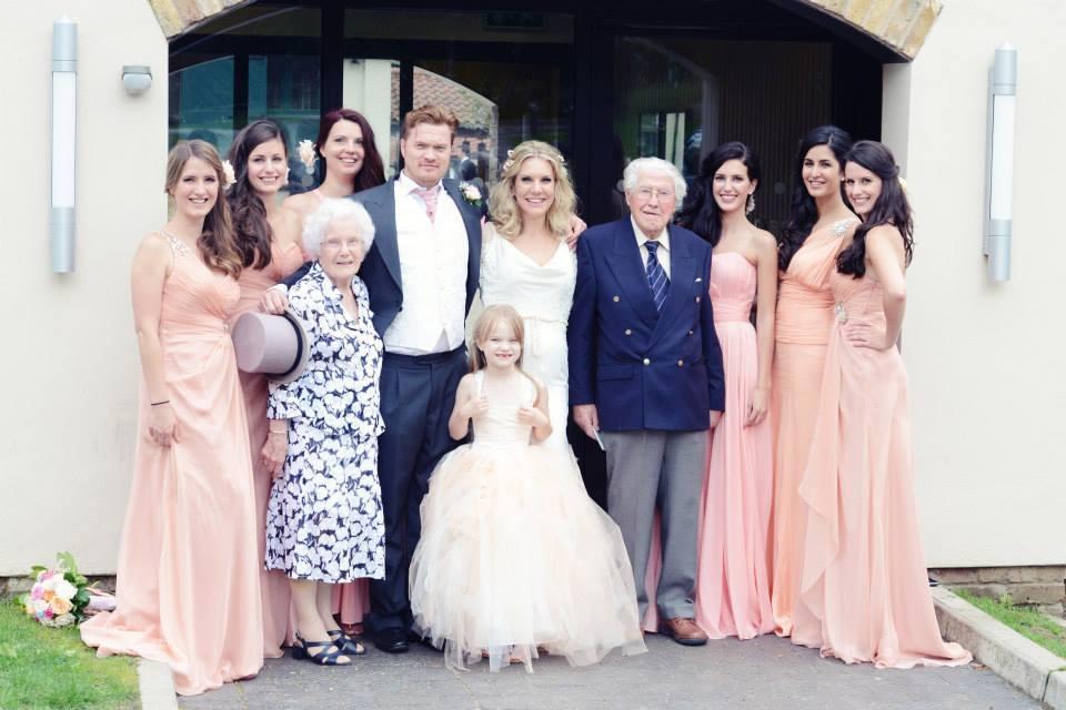 Natacha turcotte wedding