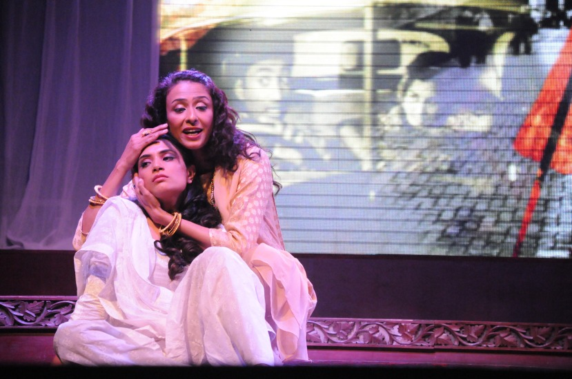 Richa Chaddha and Achint Kaur in Kennedy Bridge