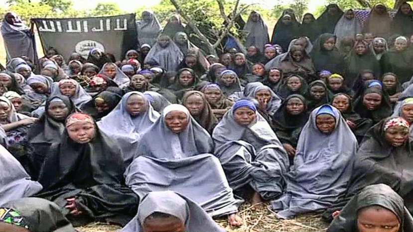 The Nigerian girls kidnapped by the Boko Haram terrorist outfit