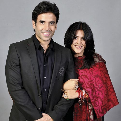 Tushar and Ekta