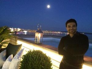 Uday Chopra Cannes