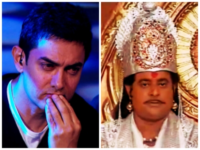 Aamir 'Yudhisthira' Khan