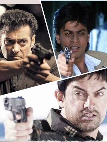 Khans with Guns