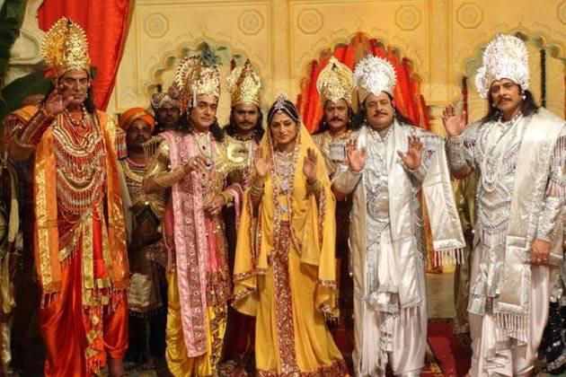 The 'original' Mahabharata of BR Chopra