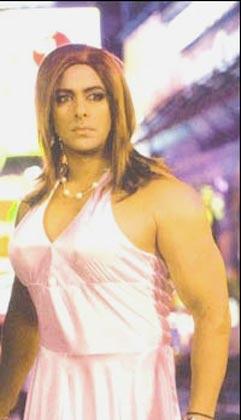Salman Khan in 'Jaaneman'