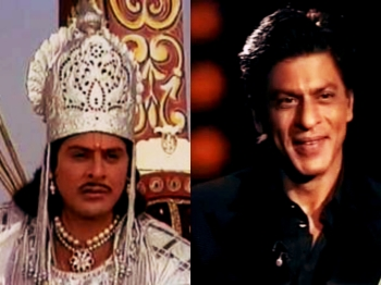Shah Rukh 'Arjun' Khan