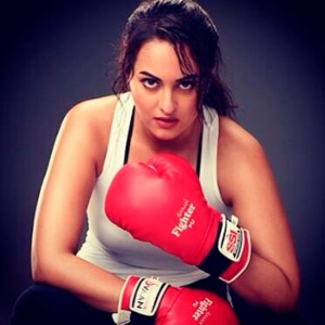 Sonakshi in Holiday