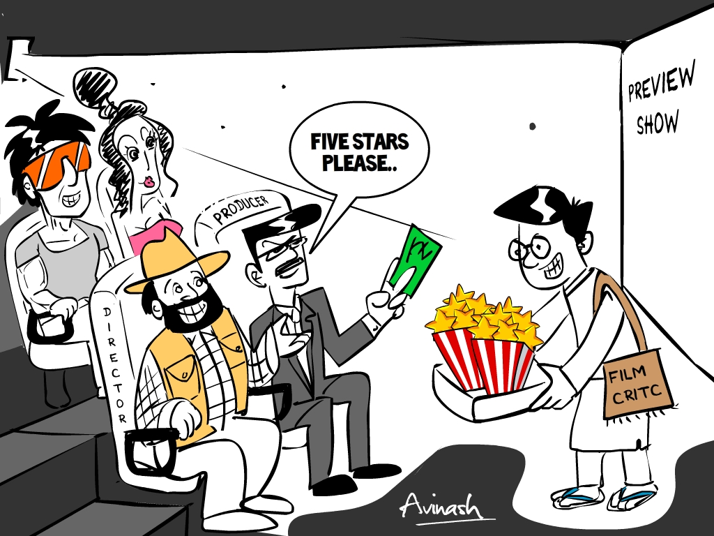 Cartoon by Avinash Patil