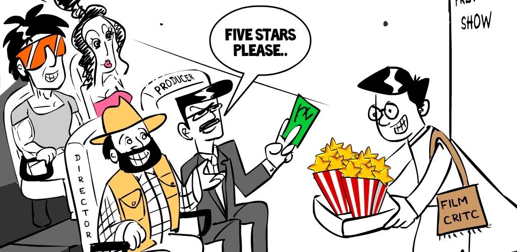 Cartoon by Avinash Patil