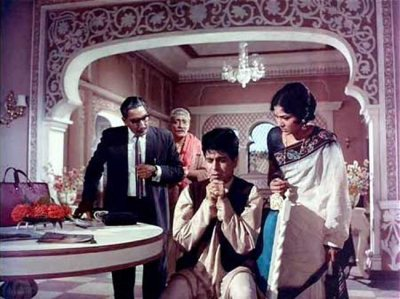 Dilip Kumar in Ram Aur Shyam
