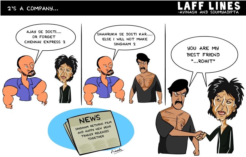 Laff Lines
