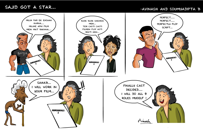 Laff Lines: Humshakals2