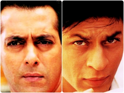 Both the Khans have one common feature: Their eyes speak a thousand words