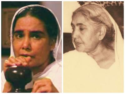 Surekha Sikri; Faiyazi nani