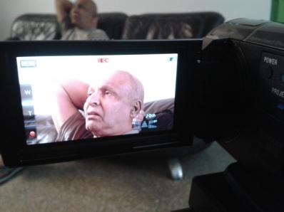 ashok mehta on camera (640x480)