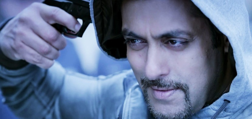 Kick Movie - Salman Khan Gun Stills Wallpaper