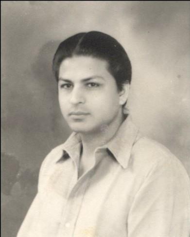 Taj Khan, Shah Rukh Khan's father