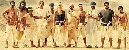 Lagaan (2001) Set in the pre-independence era, the film is an almost perfect masterpiece that evokes the same emotions that an India-Pakistan cricket match can do.