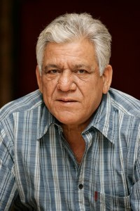 OM PURI AT a PRESS CONFERENCE