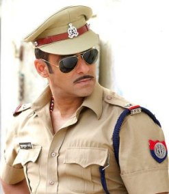 Ashtavinayak was one of the producer's of the Dabangg