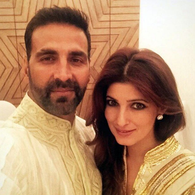 Do You Know The Reason Why Twinkle Khanna Married Akshay Kumar?