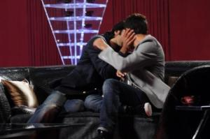 Ranbir Kapoor and Imran Khan's famous 'kiss' on Karan Johar's show