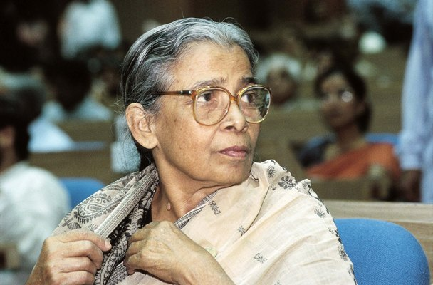 Mahasweta Devi. January 14, 1926 - July 28, 2016