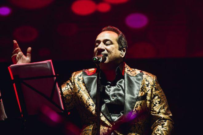 Raahat fateh Ali Khan
