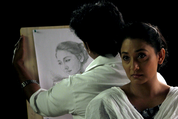 A Still from Amrita Aur Main
