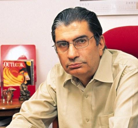 Late Editor Shri Vinod Mehta