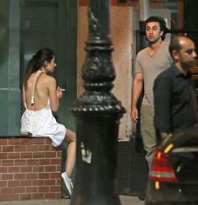 Mahira with Ranbir