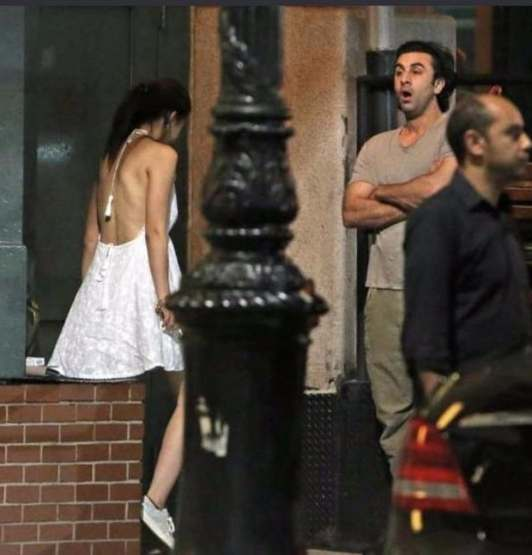 Mahira with Ranbir1